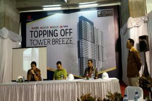 Jaya Real Property Rampungkan Apartemen Di Bintaro