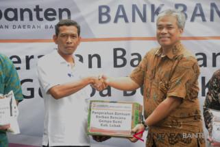 Bank Banten Bantu Korban Gempa Di Lebak