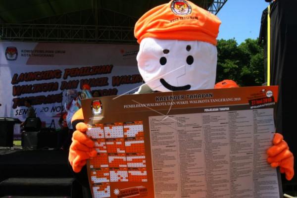 "Arief-Sachrudin Dukung Kampanye ""Anti Politik Uang-SARA"""