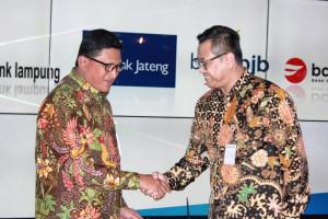 Bank Banten-BRI Kerja Sama Co-Branding Brizzi