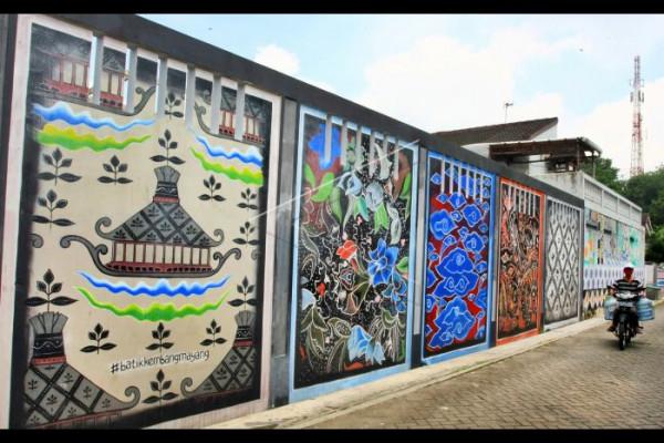 """Kampung Batik"" Larangan Jadi Destinasi Wisata"