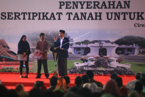 Presiden Jokowi Dijadwalkan Berkunjung Ke Banten