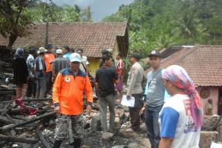 beranda - bpbd lebak mencatat delapan kecamatan diterjang bencana