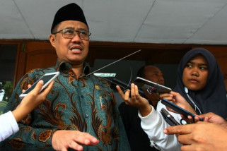 Ketua KY Datangi PN Tangerang Terkait OTT