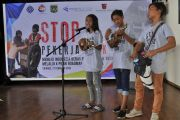 Dinas : Waspadai Perdagangan Anak Berkedok Tawaran Pekerjaan