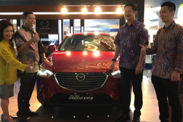 EMI Hadirkan Mazda Di Trans Mall Makassar