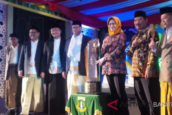 Kota Tangsel Juara Umum MTQ Banten XV 2018