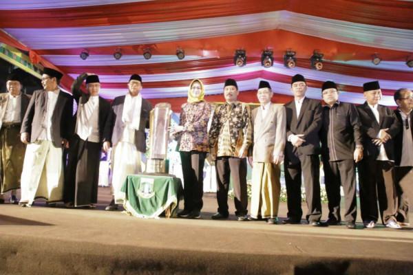 Tangsel Meraih Juara Keempat Kalinya MTQ Banten