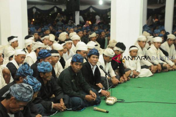 Wahidin Minta Warga Lua Tidak Kotori Badui