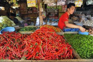 Banten Agustus Alami Inflasi 0,2 Persen