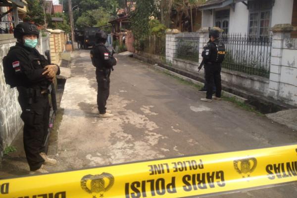 Pengamanan Asian Games Tangerang Libatkan Densus 88