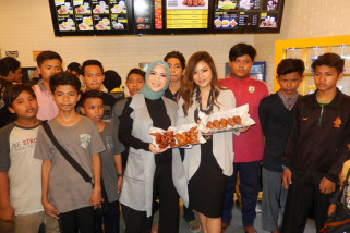 Chick'n Roll Luncurkan Paket Ramadhan
