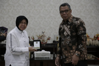 Tangsel Kunjungi Surabaya Bahas Smart City