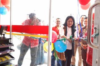 SMK PGRI Pandeglang Punya Business Center Alfamart Class