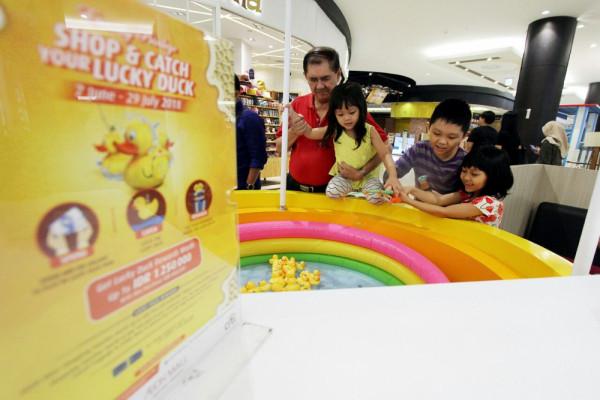 AEON BSD Lanjutkan Gelaran Ramadhan FunVenture Rayakan Lebaran
