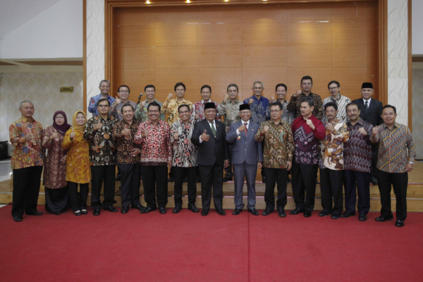 M. Yusuf Akhir Masa Jabatan Memimpin Kota Tangerang