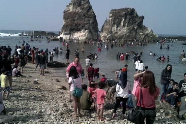 "Villa ""Homestay"" Wisata Pantai Sawarna Penuh Dipesan"