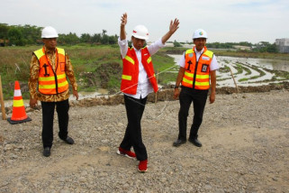Presiden Tinjau Runway 3 Bandara Soetta