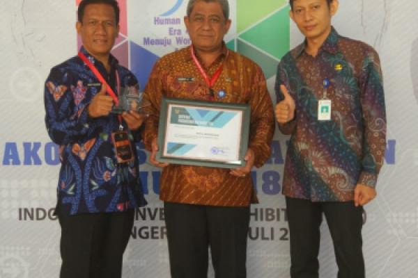 """Kota Tangerang Raih """"BKN Award 2018"""""""