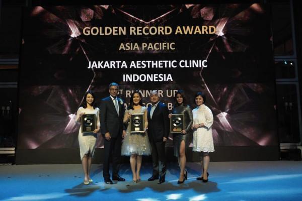 Jakarta Aesthetic Clinic Kembali Raih Penghargaan