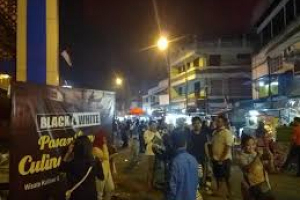 "Disbudpar Kota Tangerang Kembali Selenggarakan  ""Halal Bi Halal Culinary Night"""