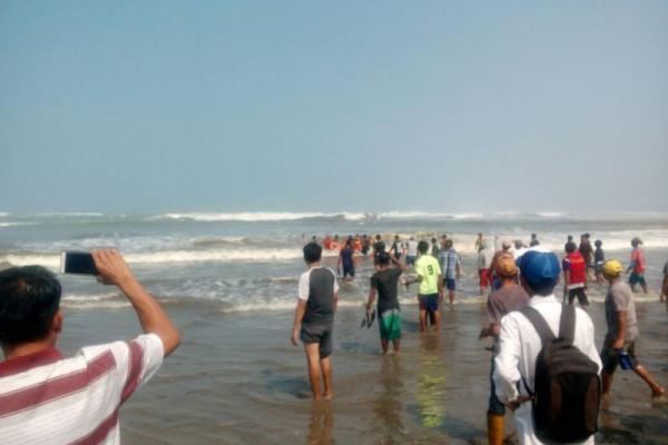Tim Gabungan Cari Dua Nelayan Hilang