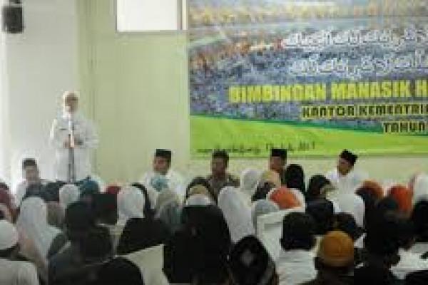 Kemenag Lebak Siap Berangkatkan Jamaah Haji