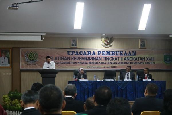 Wahidin Ajak Hilangkan Stereotip Korupsi Di Banten