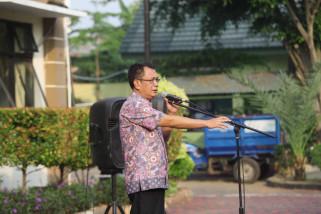 Sekda Kota Tangerang Sanksi Pegawai Tidak Disiplin