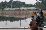 Dinas PU Segera Rampungkan Maruga Pond Park