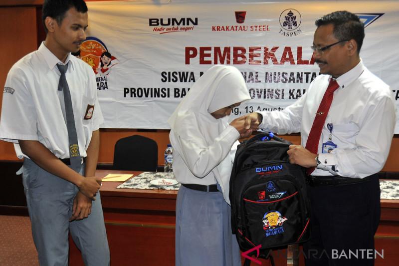 BUMN Hadir - Pembekalan Siswa Mengenal Nusantara