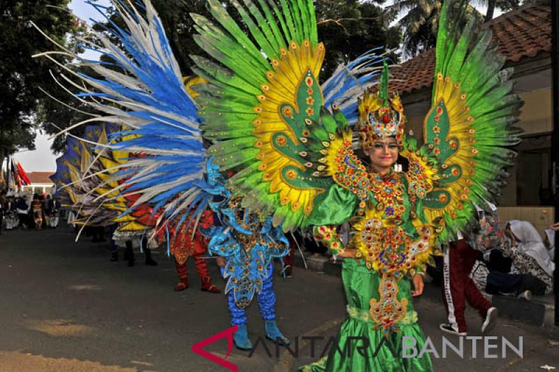 Festival Pelestarian Budaya Bangsa Sambut HUT RI