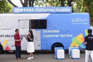 Samsung Sediakan Bus Layanan Selama Asian Games