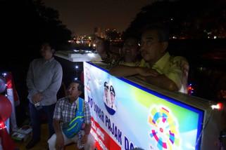 Ketua Menteri Melaka Kunjungi Festival Cisadane