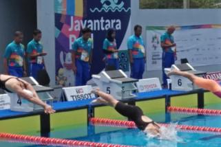 Asian Games (Pentathlon) - Atlet China Peringkat Atas Sementara