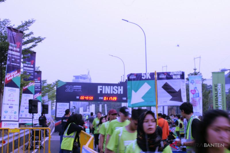 3000 Pelari Ikuti Herbalife Run 2018