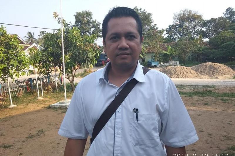 DPRKP Banten Bangun Infrastruktur Kampung Salahur Rangkasbitung