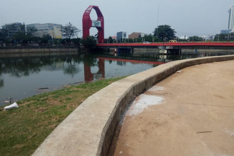 Pemkot Tangerang Buat Taman Tematik Di Bantaran Badan Air