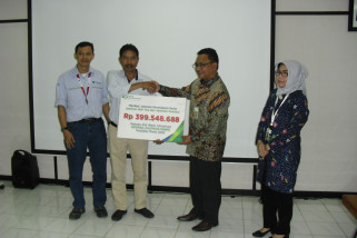 BPJS-TK Santuni Karyawan Chandra Asri Rp3995 Juta