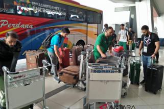 Asian Games - 2.175 Atlet Pulang Melalu Bandara Soekarno-Hatta