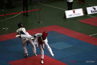 Krakatau Posco Selenggarakan Turnamen Taekwondo Tingkat Nasional
