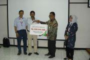 BPJS-TK Santuni Karyawan Chandra Asri Rp399,5 Juta