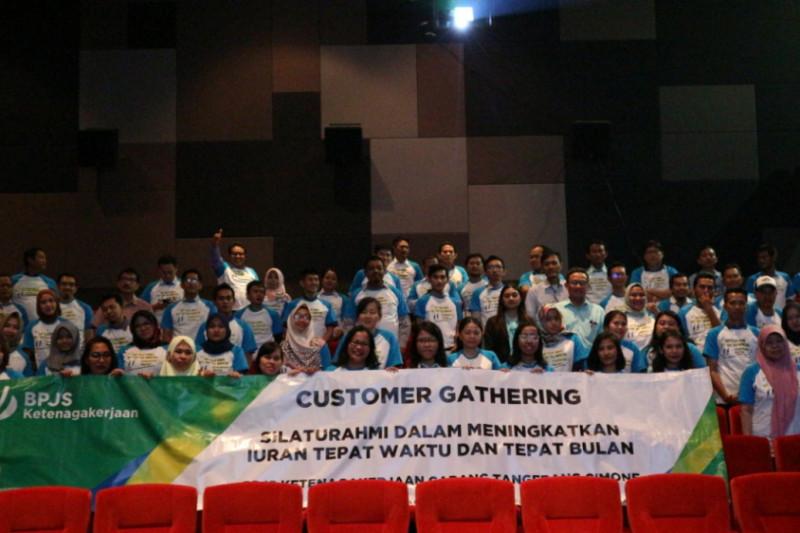BPJS Ketenagakerjaan Gelar Nobar Bersama 190 Perusahaan