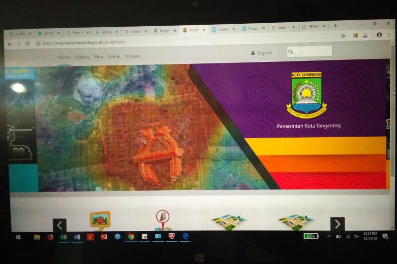 """Pemkot Buat """"Website Citra Kota"""" Permudah Pemetaan Pembangunan"""