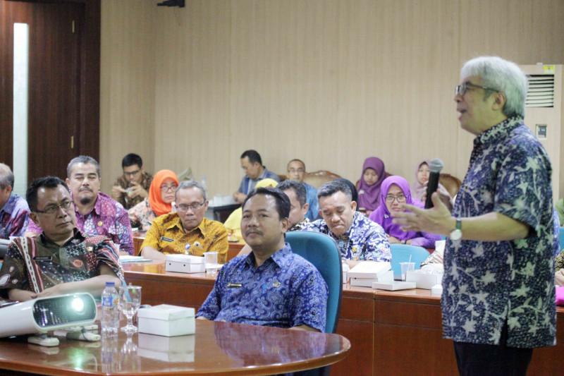 Sekda Ajak Pegawai Siapkan Rencana Pembangunan 20 Tahun Kedepan