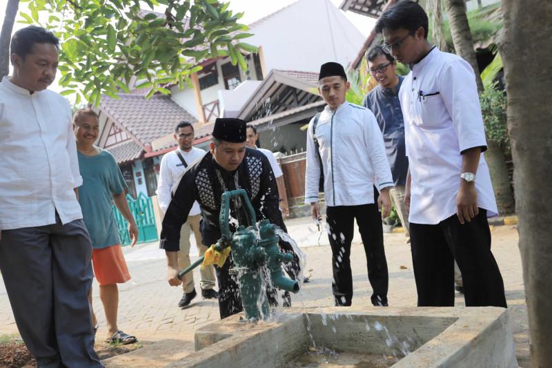 """Arief Berharap """"Sumur Resapan Abas"""" Atasi Banjir Di Pemukiman"""
