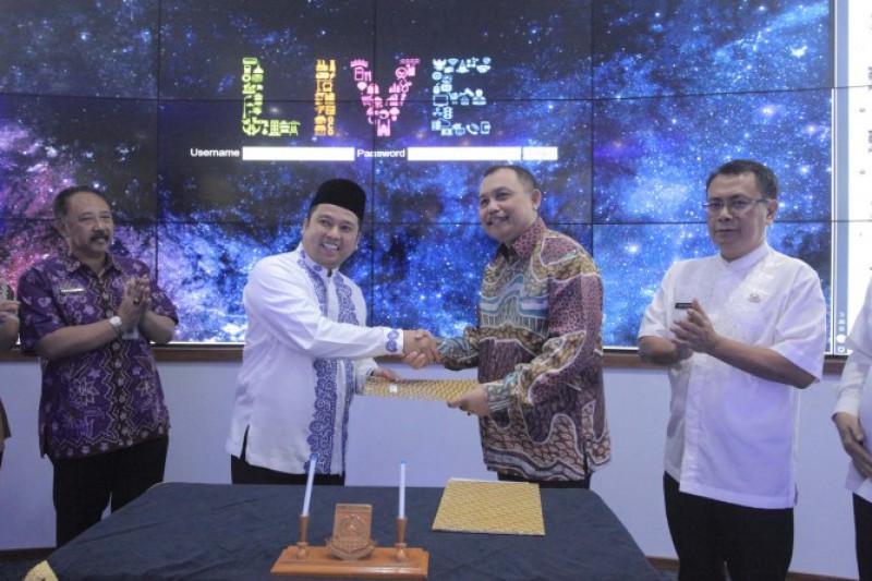 "33 Kabupaten/Kota Kerja Sama Pengembangan ""Smart City"""
