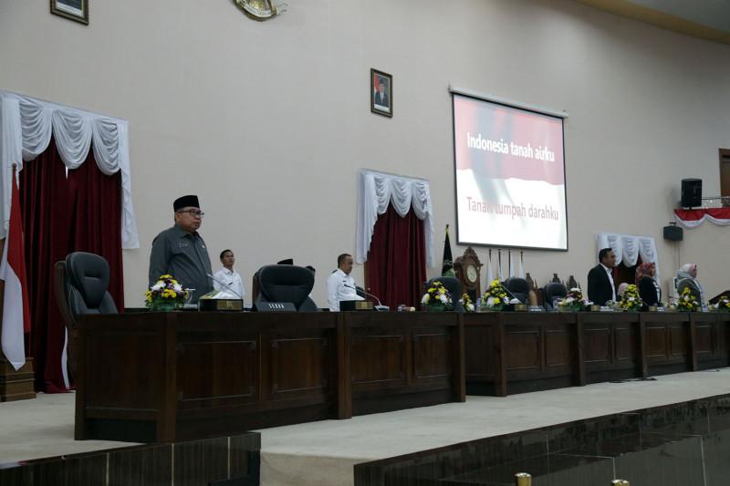 Sejumlah Fraksi  DPRD Banten Soroti Tingginya Pengangguran