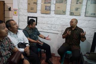 Pemkot Tangerang Tertarik Contoh Kampung Cyber Yogyakarta