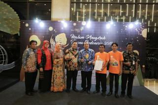 Kampung Berkelir Raih Penghargaan Wisata Kreatif Terpopuler